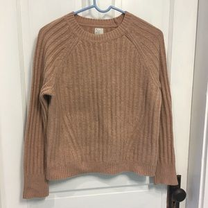 A New Day crop sweater